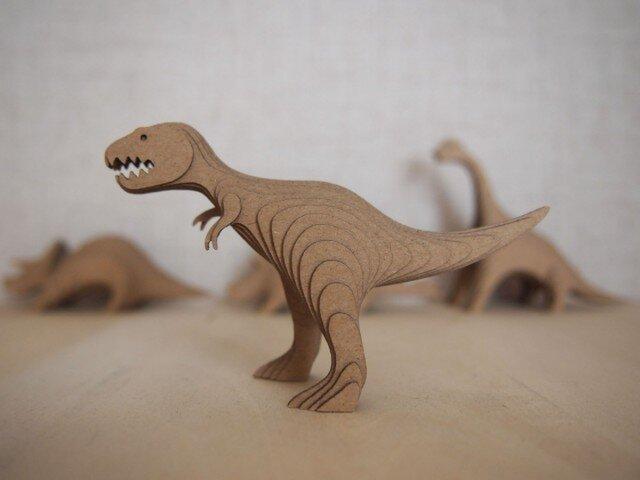 【DANSAURUS】 - ティラノサウルスの画像1枚目