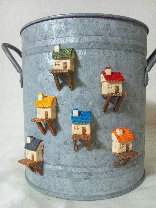 磁石の家(木製ロフト)の画像1枚目