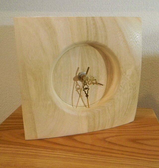 木の時計トールペイント用 の画像1枚目