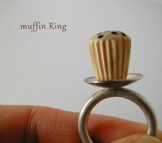 muffin Ring チョコチップ味の画像1枚目