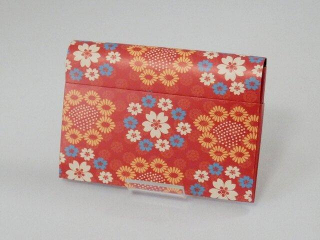 Paper Cardcase「見返り美人」の画像1枚目