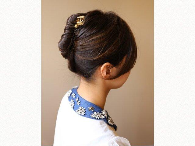 mima's  Kanzashi collectionⅡの画像1枚目