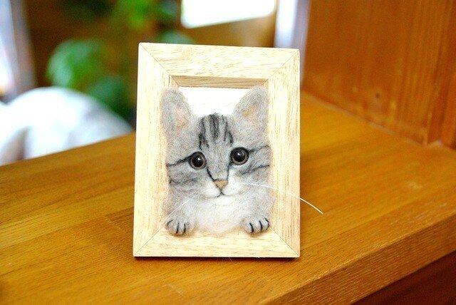 ★☆ 【猫 フレーム 】 ☆★の画像1枚目