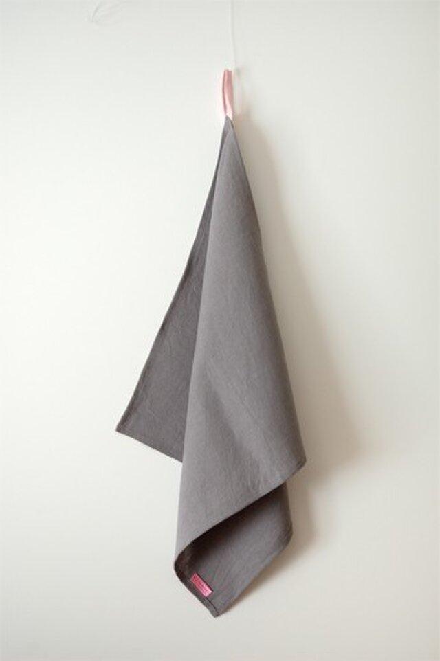 Kitchen Cloth(gray)の画像1枚目
