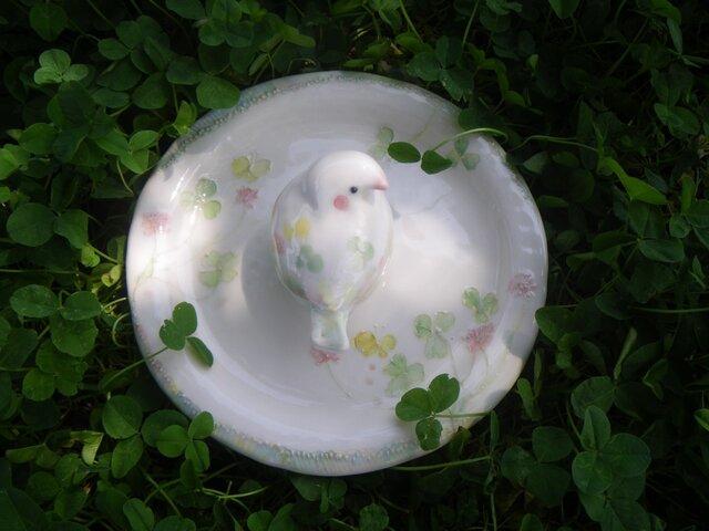 (新作)てのりとり cloverちゃんの画像1枚目
