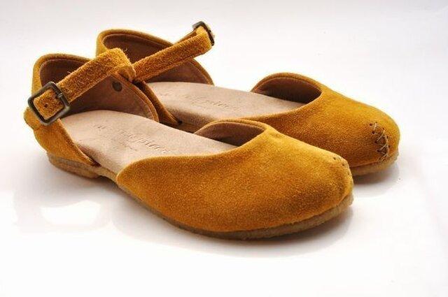 plie sandalsの画像1枚目