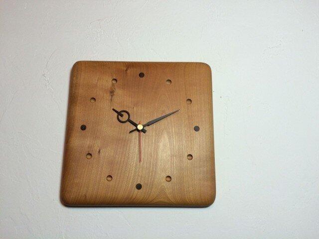 壁掛け時計 (sakura002)の画像1枚目