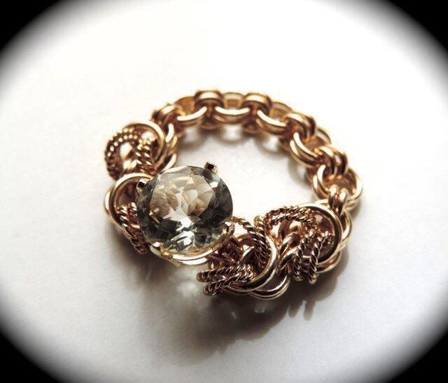 展示作品『Mint condition』Ringの画像1枚目