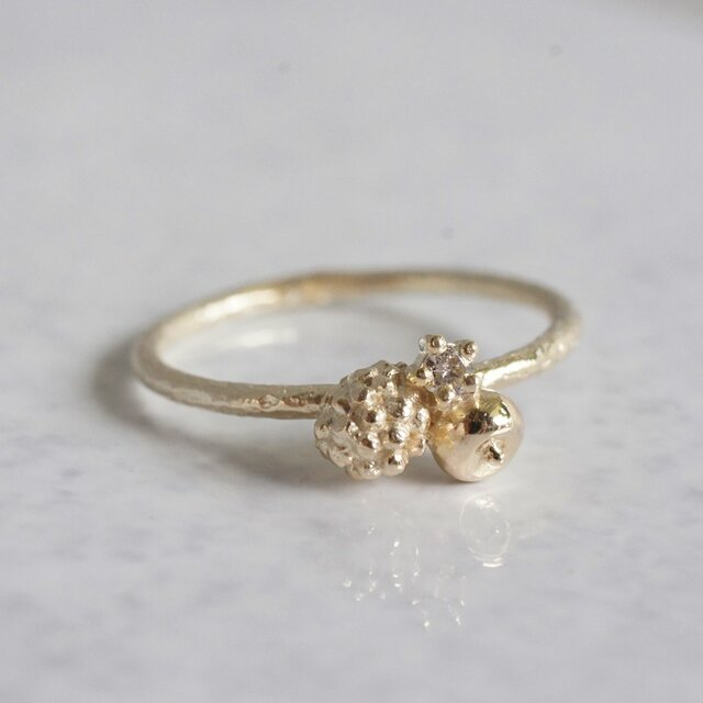Berry ring Ⅰ[R046K10]の画像1枚目