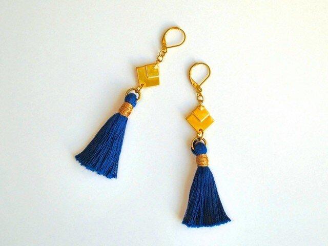 Benedetta[monaco blue]の画像1枚目