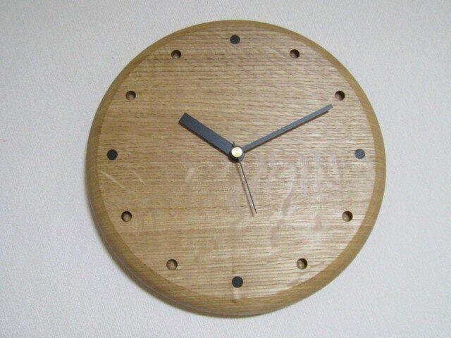 壁掛け時計 (nara001)の画像1枚目