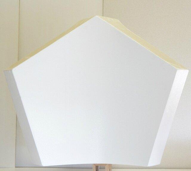 【五角形型】本まといの画像1枚目