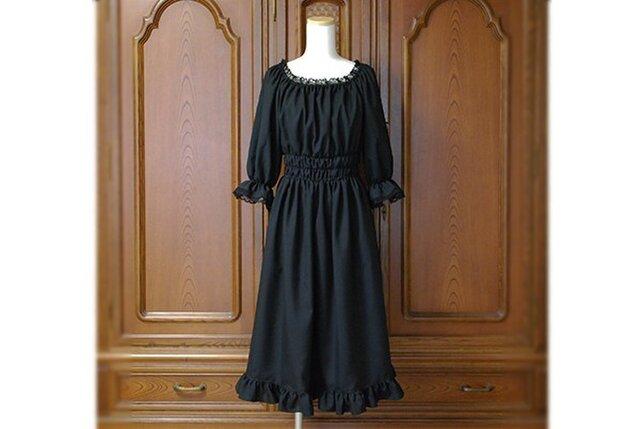 ウィッチワンピースドレスの画像1枚目
