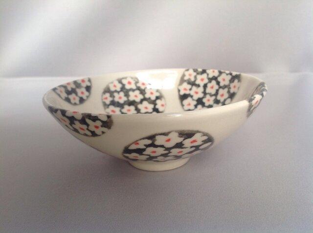 花のお茶碗(2)の画像1枚目