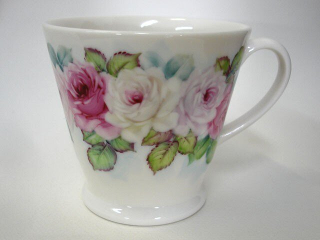 ぐるっと薔薇のマグカップ(4)の画像1枚目