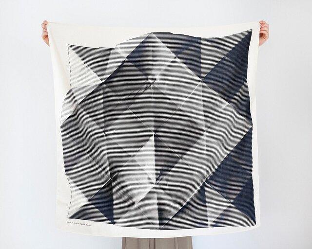 Folded Paper Blackの画像1枚目