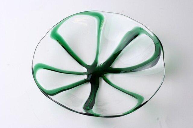 四つ葉のお皿の画像1枚目