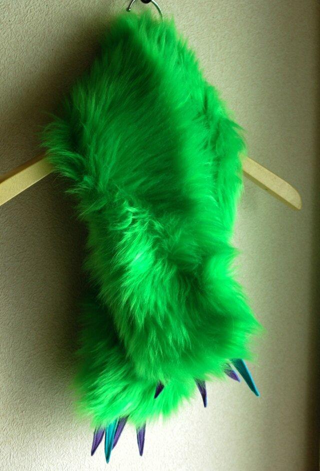yeah yeah yeti green(おとな)の画像1枚目