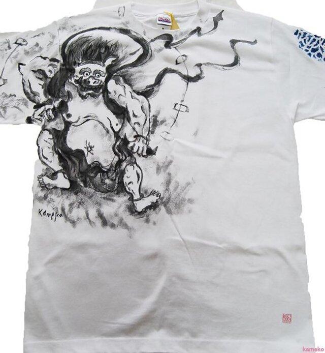 雷神シャツの画像1枚目