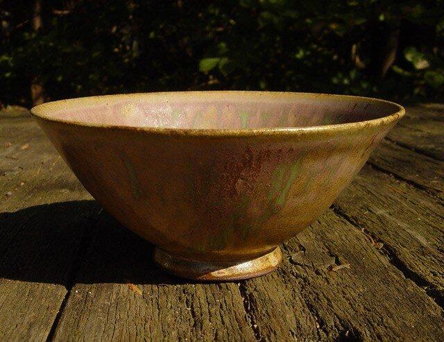 蒼紫結晶茶碗の画像1枚目