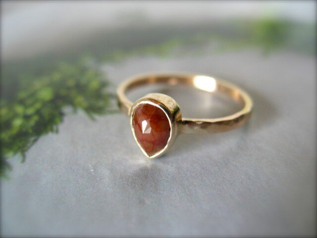 Order made ring for涼子さんの画像1枚目