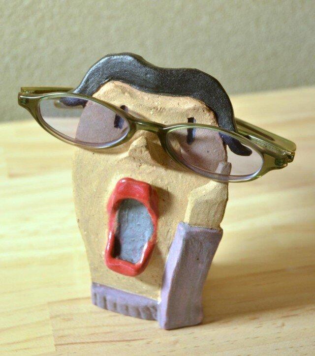 めがねママのメガネ置きの画像1枚目