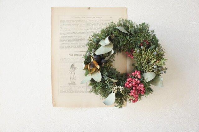 christmas wreath 2の画像1枚目