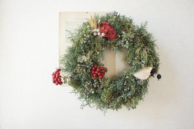 christmas wreath 3の画像1枚目