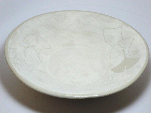 イチョウの深皿の画像1枚目