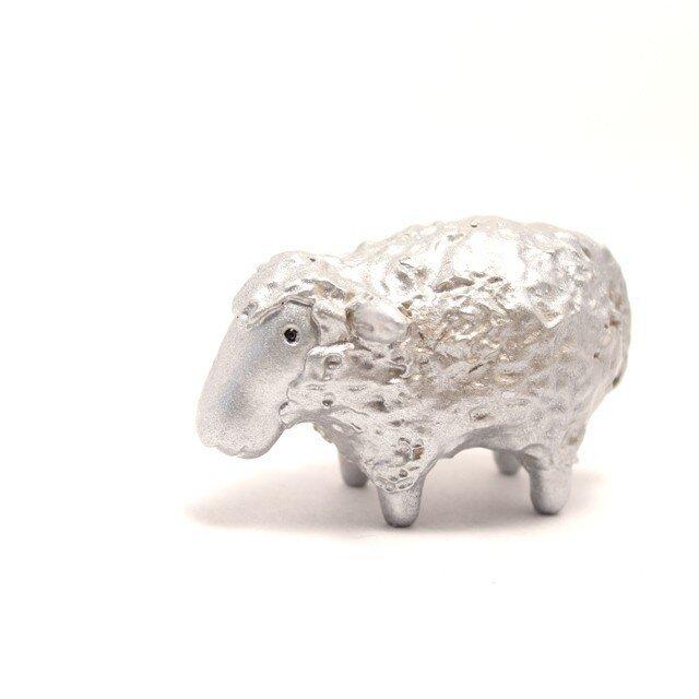 羊(シルバー)の画像1枚目