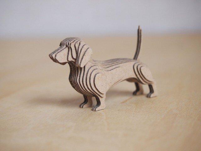 段々犬 - Dachshundの画像1枚目