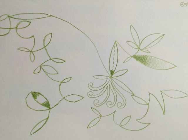 葉っぱたちの画像1枚目