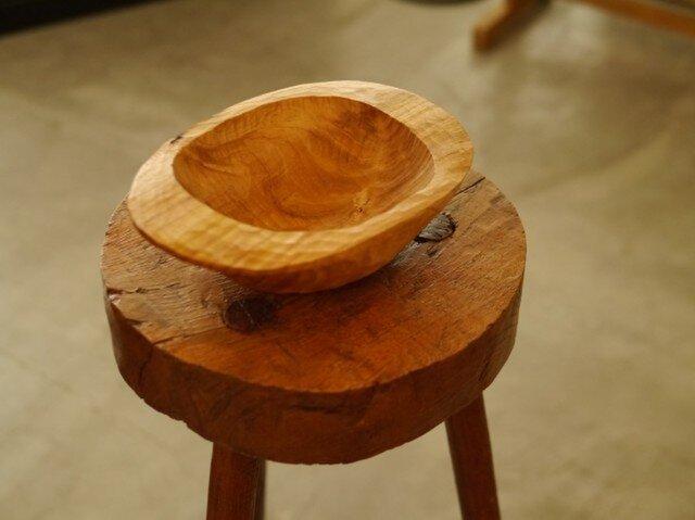 木皿 くり #0056の画像1枚目