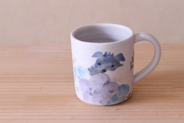 愛されているわんこのカップ。の画像1枚目