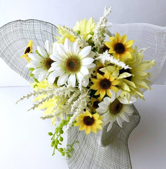 Sunflower Bouquetの画像1枚目