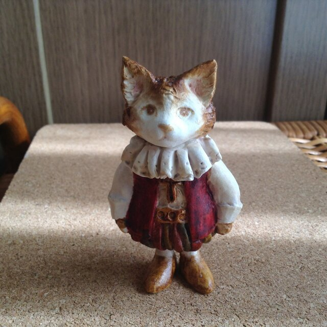 猫の王子....天草四郎風の画像1枚目