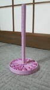 キッチンペーパーホルダー(ピンク)の画像1枚目