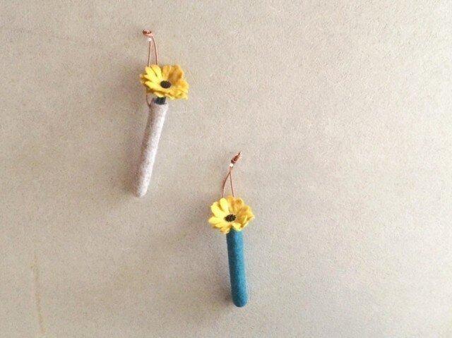 向日葵のペンの画像1枚目