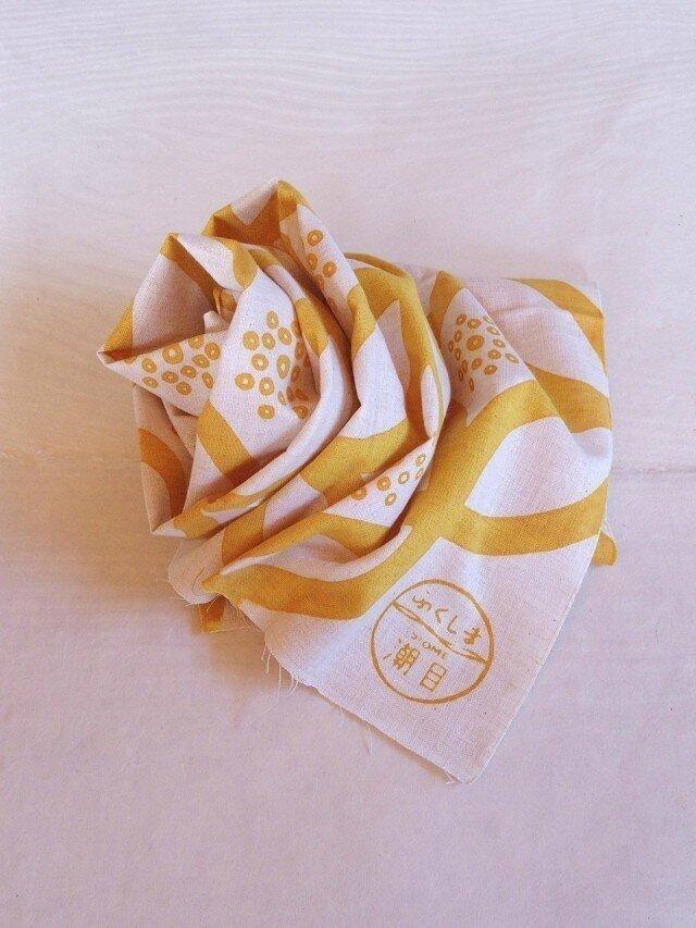 和綿の花の七宝つなぎの画像1枚目