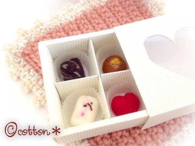 チョコレートギフトBOXの画像1枚目