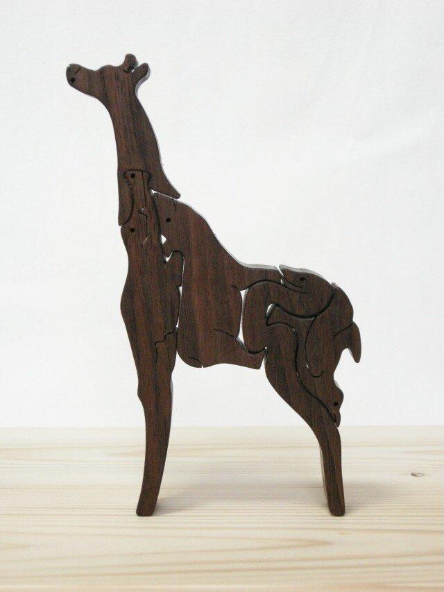 Kirin(animal puzzle )の画像1枚目