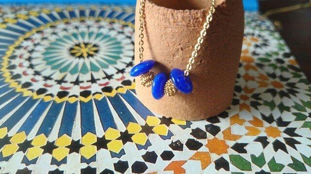 Simplicity -Necklace☆Doughnutsの画像1枚目