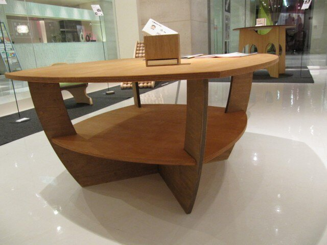 リビングテーブル(MuKuRi)の画像1枚目