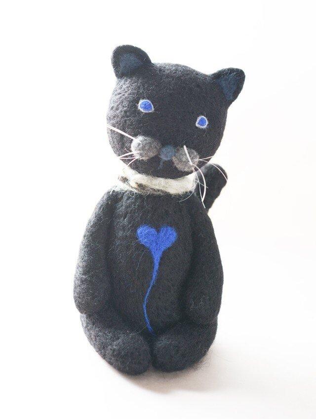 黒ネコの画像1枚目