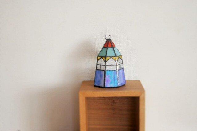 カラフルなおうちランプの画像1枚目