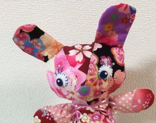 パティー人形25号 桜の画像1枚目