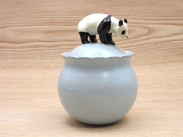 mtkf様ご注文品・Panda Candy Boxの画像1枚目