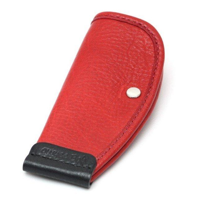 片手で使えるキーケース Sサイズ(Red)の画像1枚目