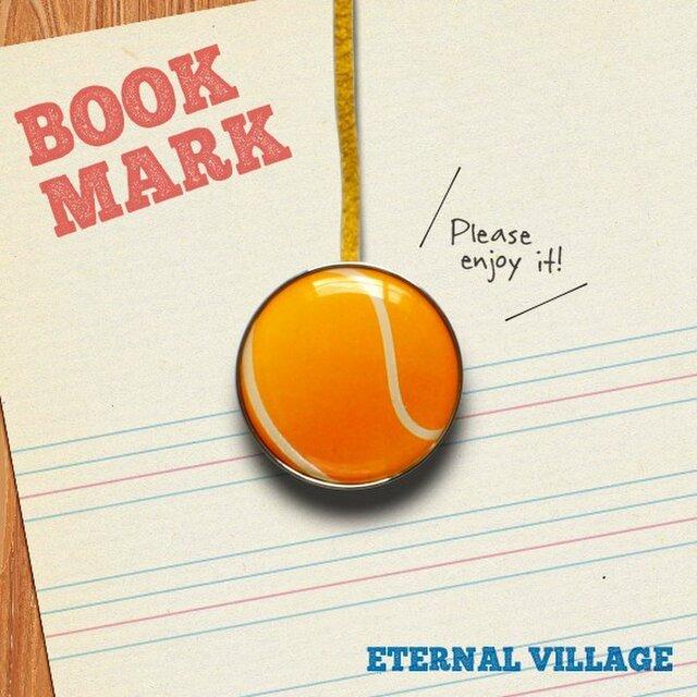 BOOKMARK 020「テニスボール」の画像1枚目