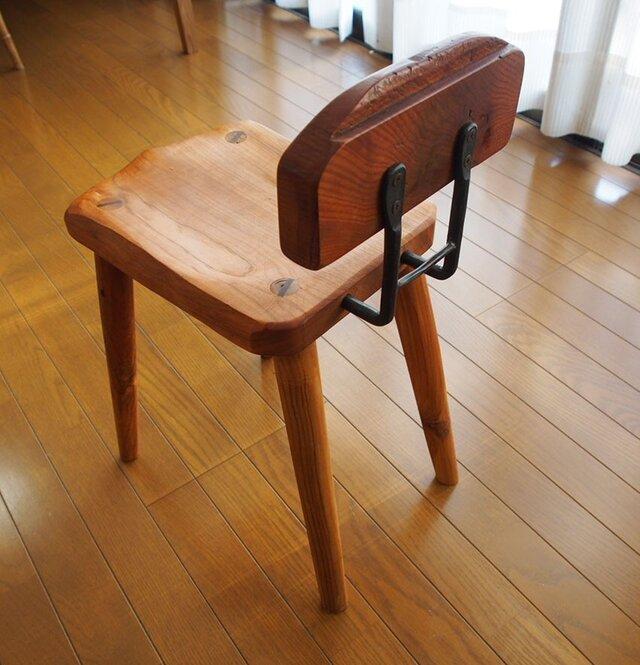 さくら椅子の画像1枚目